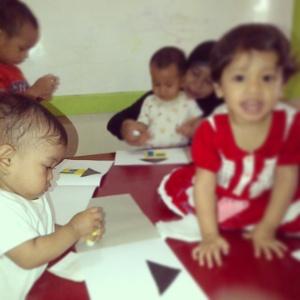 Rahma di Daycare